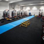 Gym Angle