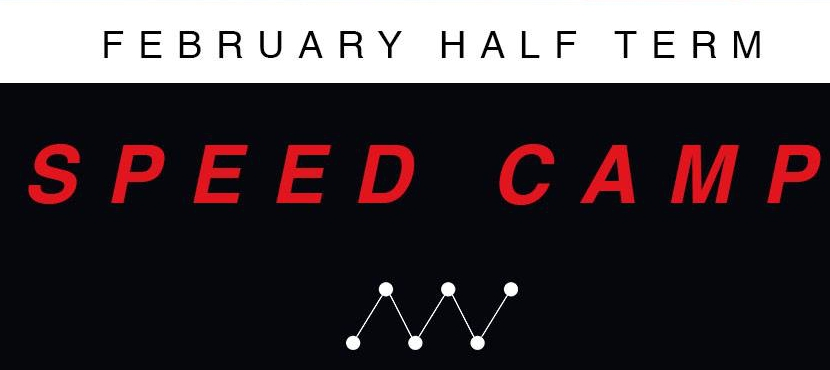 feb half term speed camp