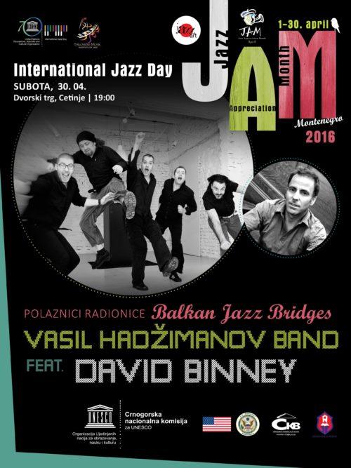 Ministarstvo kulture International Jazz Day