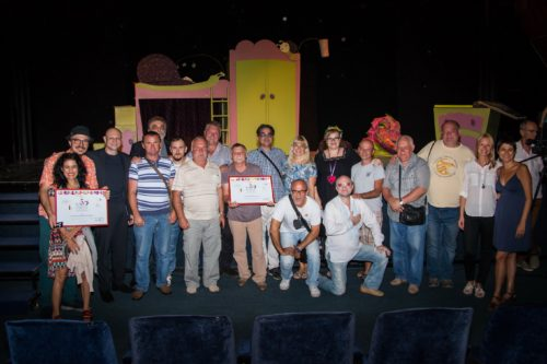 Nagrađeni i organizatori