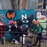 @hotmealsnow: N for #MnemonicCity Now walk letter 'O' @inesbonhorst #londonlisbonbologna