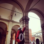 @inesbonhorst: #MnemonicCity #LondonLisbonBologna now London walk letter M @ellecallons