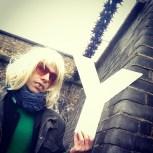 @mnemoniccity: Letter 'Y' of our #LondonLisbonBologna walk'...@roundabout.lx: now walk the letter 'T'....#MnemonicCity