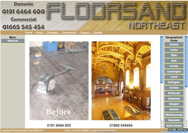Floorsand North East