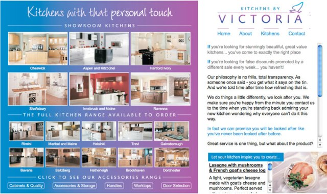 Kitchens By Victoria