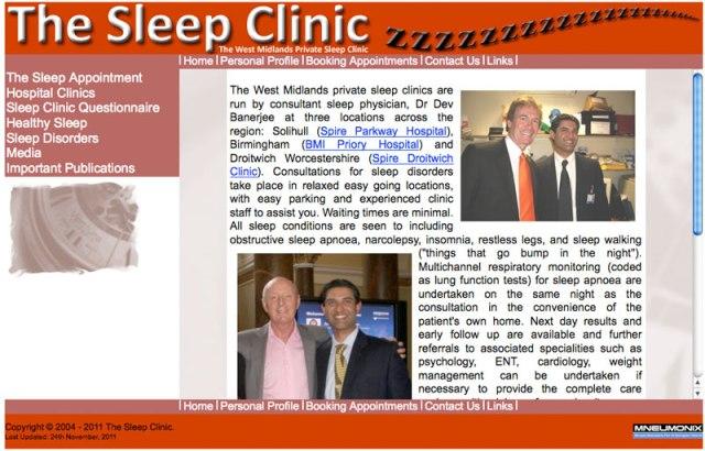 The Sleep Clinic