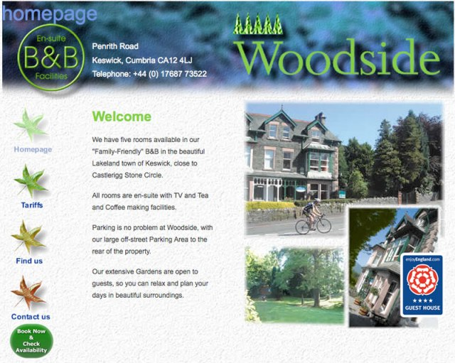 Woodside Guest House