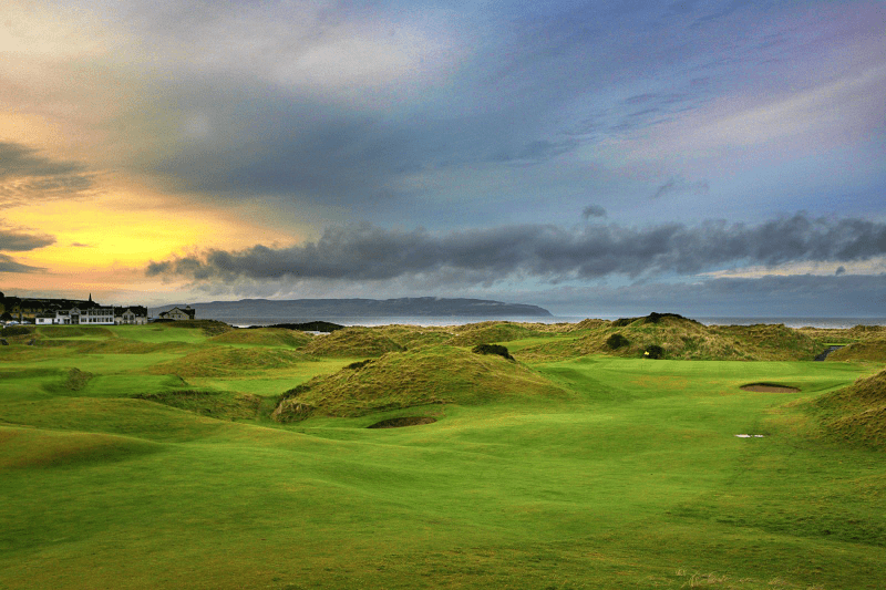 Castlerock Golf Club 1