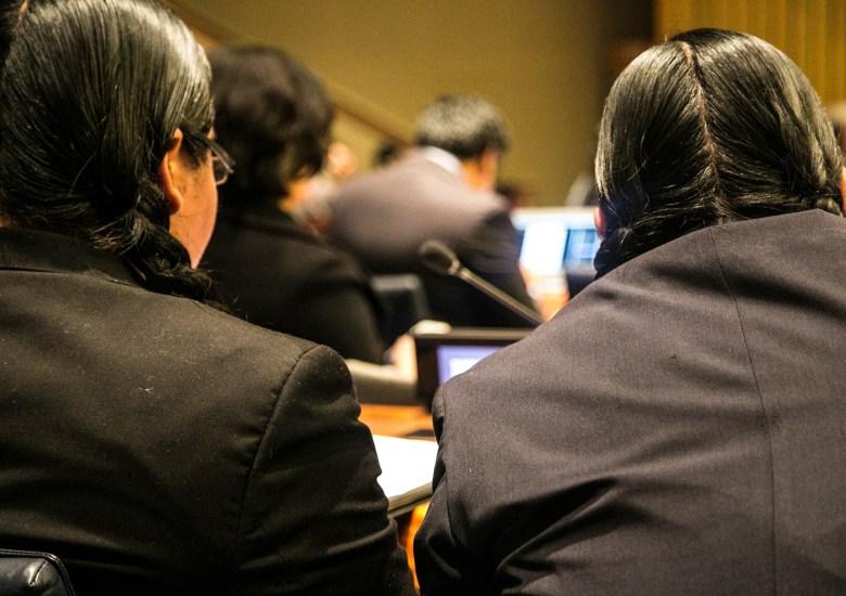 Mni Ki Wakan Calls for Global Indigenous Water Study & Action at UN