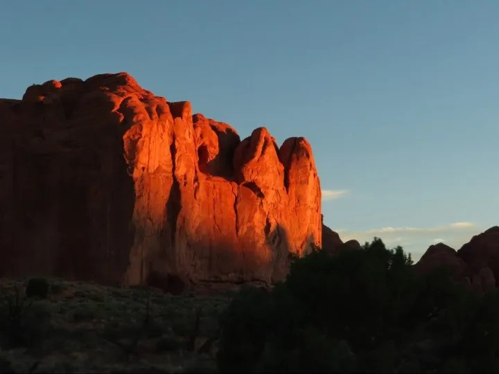 Arches at Daybreak