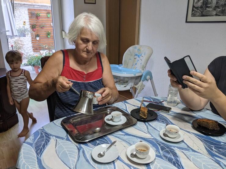 Bosnian Hospitality