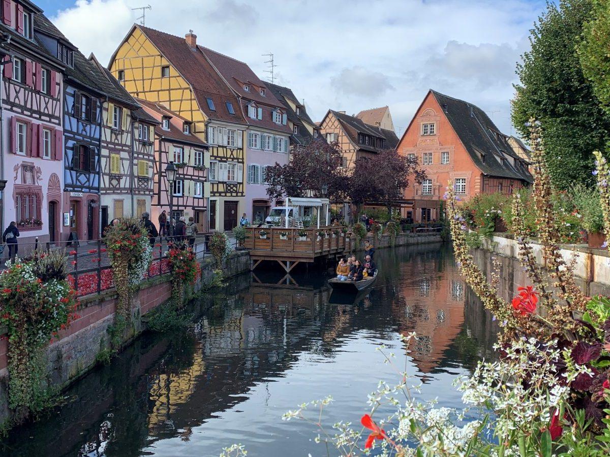 Colmar in Alsace