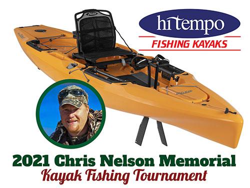 2021 Chris Nelson Memorial Kayak Fishing Tournament