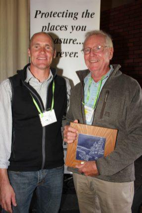 Kris & Dag award