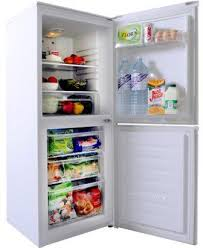 Preparing your fridge freezer for your removal when moving home.