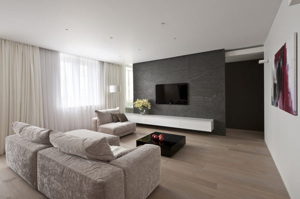How to Decorate A Living Room When Moving House