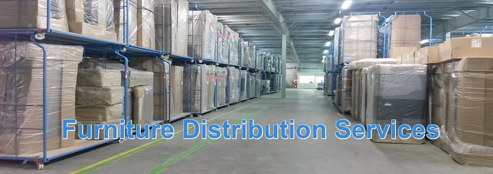 furniture distribution services