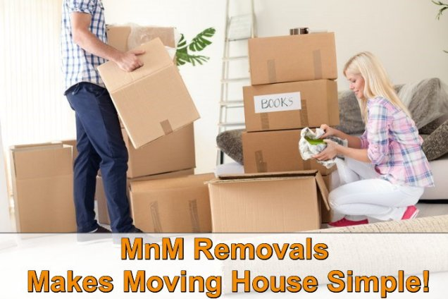 We make moving house quick easy for Minimalist moving house
