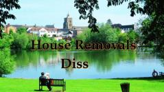 house removals Diss
