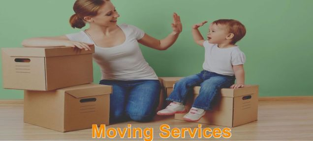 House Moving Services in Sutton Coldfield