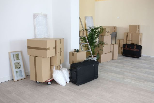 moving company in Leicester