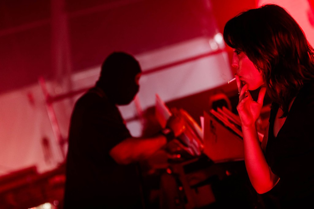 Dekmantel Festival // Helena Hauff & DJ Stingray