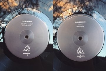 New Techno Album from Cliche Morph
