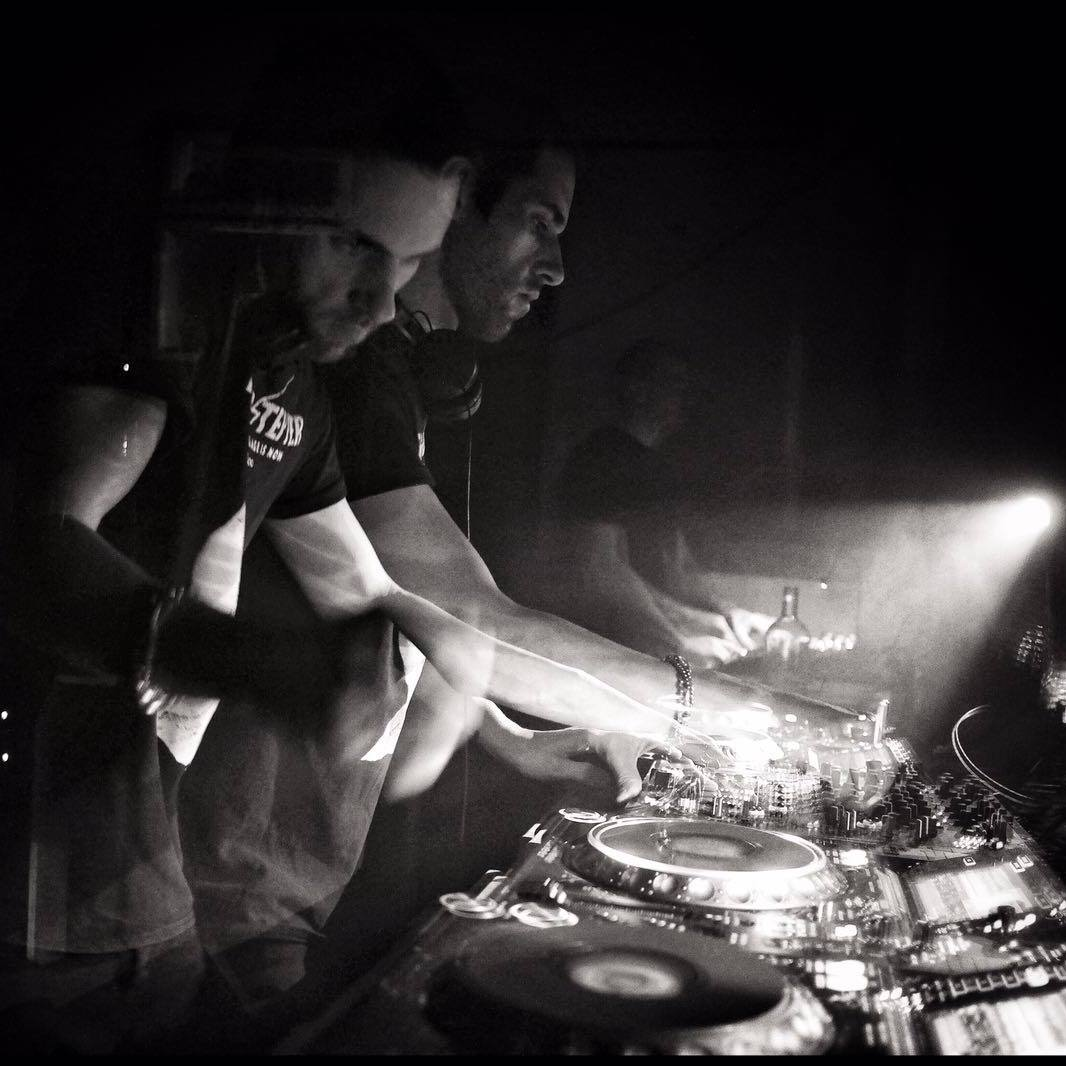 Techno DJ Jonas Kopp