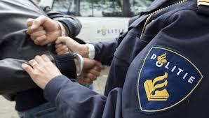 politie aanhouding