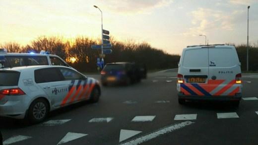 politieautos-aanhouding