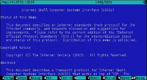 Просмотр файлов в консоли Linux