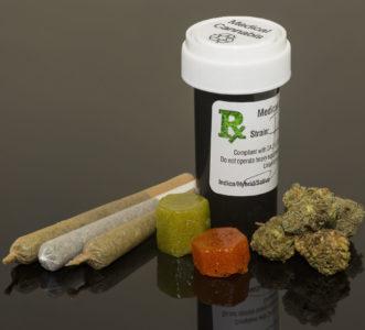 Medical Marijuana stats