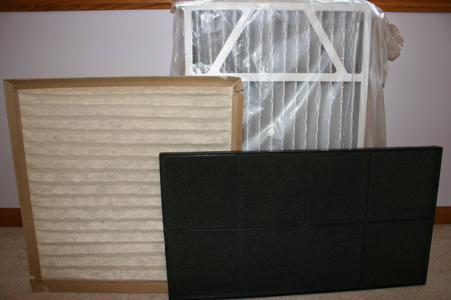 Which air filter would you choose?