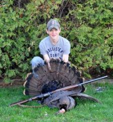 Austin's turkey 2013