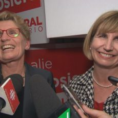 Nathalie Des Rosiers is the new Minister of Natural Resources and Forestry