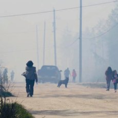 Evacuation of Pikangikum to continue Friday ahead of forest fire