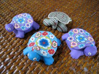 Turtle mementos...