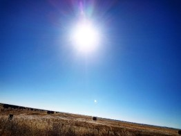 Farms along the Princes Highway towards the Meningie, South Australia