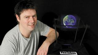 Voxon Photonics - Will Tamblyn
