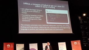 Diffblue automates coding tasks