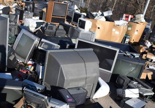 FREE television and computer recycling drop-off events and permanent sites for Adelaide households and small business