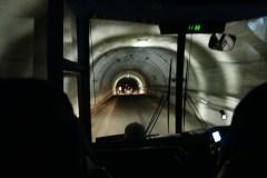 Inside Homer Tunnel-taken from bus