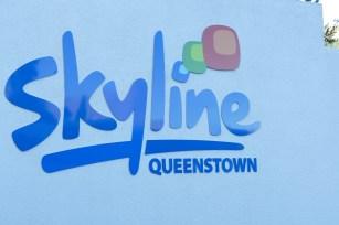 Skyline gondola at Queenstown