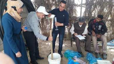 "Photo of زراعة شمال غزة تنظم جولة علمية على المستفيدين من مشروع ""وحدات الهيدروبونيك"""
