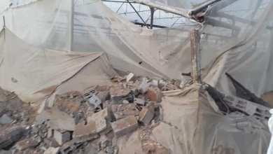 Photo of بقيمة 600 ألف دولار الأضرار الزراعية خلال العدوان الأخير