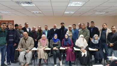 Photo of تثمينا لجهودهم المتميزة خلال 2019 زراعة شمال غزة تُكرم العاملين فيها