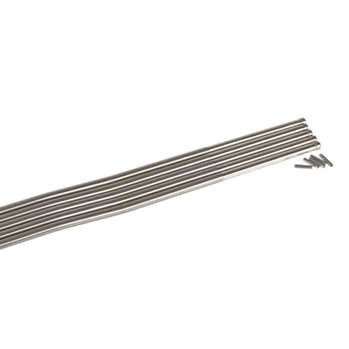 SI Stainless Gas Tube4