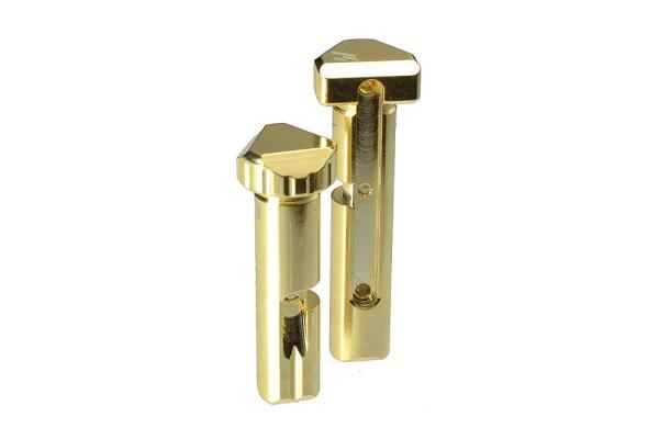 Shift Pins Gold