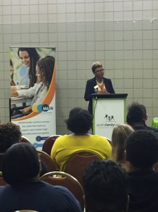 Bonita Jamison, Assistant Superintendent from the Riverview Gardens School District, shares her perspective on the need for afterschool as a school administrator and a parent.