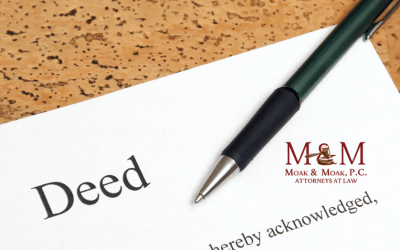 CONTRACTS FOR DEED – A BAD OPTION
